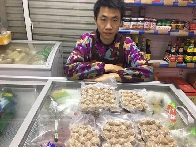 """潮汕小伙卖手打牛肉丸,香港客找遍十几家店,网络""""寻根"""""""